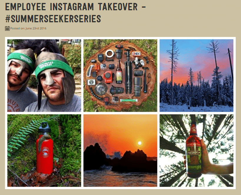 Instagram tips for breweries